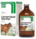 LEVAMISOL 15% 500ML LABORATORIO GENFAR