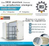 IRSI REFRIGERACION PANELES
