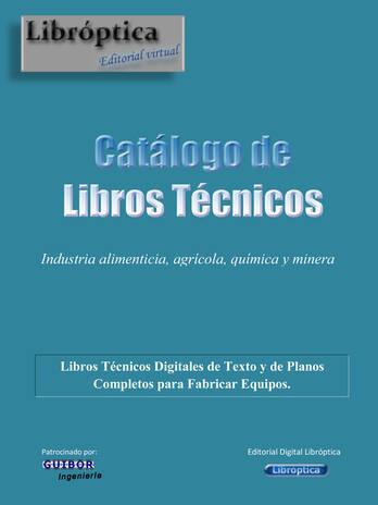 Gratis Catálogo de Libros Técnicos