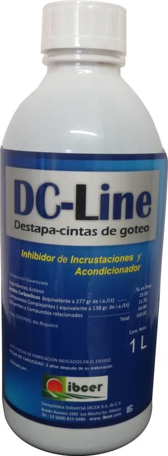 Destapacintas de Riego por Goteo DC-LINE