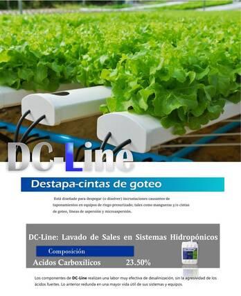 DC-LINE destapa sistemas de riego