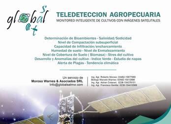 Teledeteccion  Agropecuaria con Imagenes satelitales