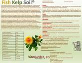 Fish-Kelp-Soil