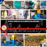 PLANTAS COMPLETAS DE EXTRUSION DE ALIMENTOS PECES MASCOTAS.. # 1 !!! # ! 1 !