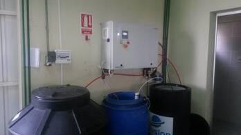 Generador de aguas electroactivadas