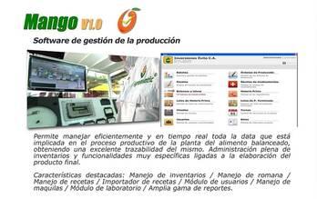 SOFTWARE DE GESTION DE PRODUCCION