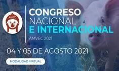 Congreso Nacional e Internacional Virtual AMVEC 2021