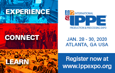 IPPE - International Production & Processing Expo 2020