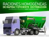 Distribuidor Horizontal sobre Camión de 20 M3