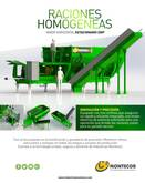 Mixer Horizontal Estacionario 20M3