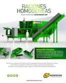 Mixer Horizontal Estacionario 20M3