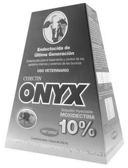 CYDECTIN ONYX 250ML.