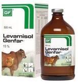 LEVAMISOL 15% 500ML LABORATORIO GENFAR