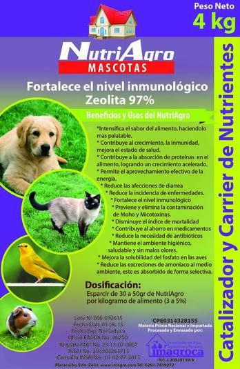 NutriAgro Mascota 25 Kilos