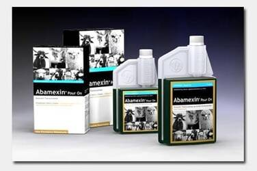 Abamexin® Pour On