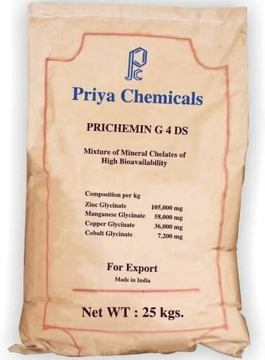 PRICHEMIN - G4  DS