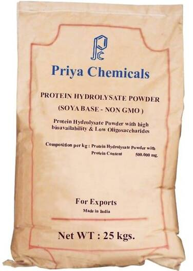 PROTEIN HYDROLYSATE POWDER - Soya Base