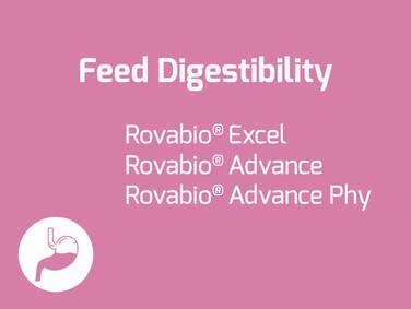 Feed Digestibility