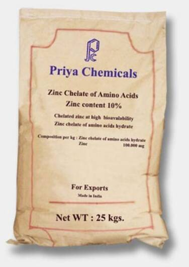 MINERAL CHELATES