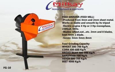 Feed Grinder - Electric Mills