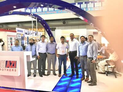 Addcon & Team Ghazi at IPEX 2017
