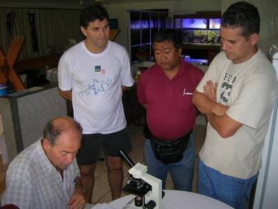 Training in the use of Microscope remains important to detect the diseases