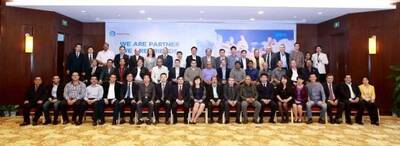 The 2nd ceremony of Zhengchang Agent and Big Enterprise in 2014