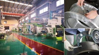 The processing technology of ZHENG CHANG gear and ring die