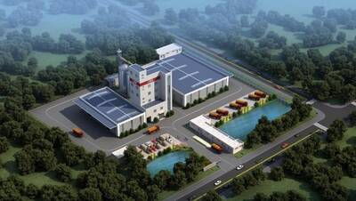 Build the first TMR sheep feed factory for Huiyuan