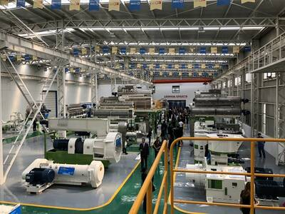 Visit ZHENG CHANG Factories and Typical Project