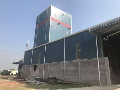 Latest Bangladesh livestock & poultry feed production line
