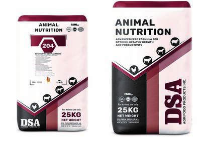 DSA poultry feed premix DSA Factory Supply Premix for Animal Poultry Feed with High Quality