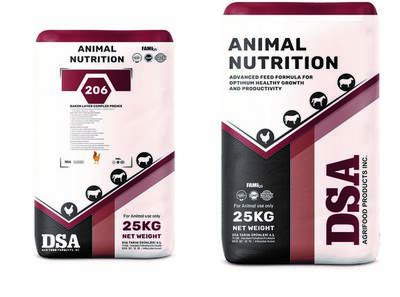 DSA Poultry Feed Premix for Animal Poultry Feed Additives with Top Quality