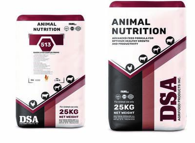 DSA feed poultry premix DSA Premix for Animal Poultry Feed Additives with High Quality Premix for Poultry Feed