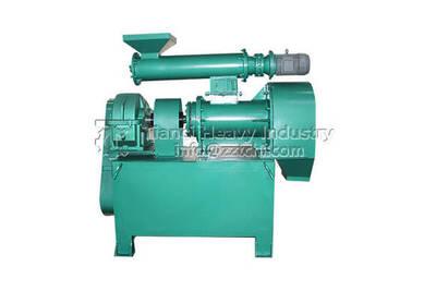 Ring die feed pellet mill