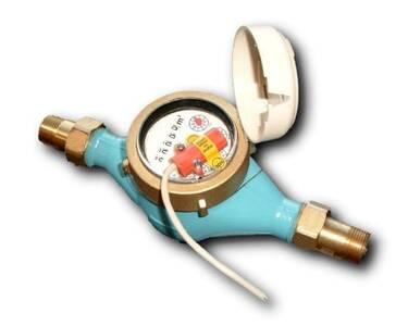 Water meters, temperature sensors, RH sensors, CO2 sensors