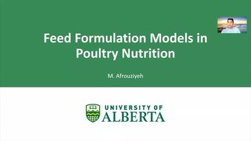 Feed Formulation Mathematical Models in Poultry Nutrition