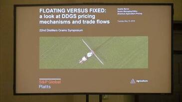 Floating Versus Fixed: A Look at DDGS Pricing Mechanisms and Trade Flows