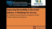 Improving Stewardship in the Swine Industry