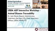 USDA Animal Disease Traceability Interactive Workshop