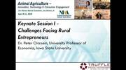 Challenges Facing Rural Entrepreneurs