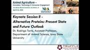 Alternative Proteins: Present State and Future Outlook