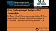 Data Collection and Antimicrobial Stewardship