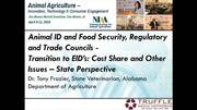 Transition to EID's: Cost Share and Other Issues - State Perspective