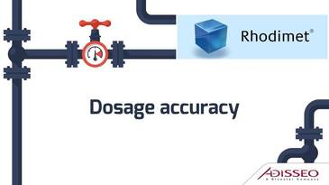 Dossage Accuracy of liquid methionine in feed