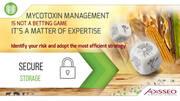Mycotoxins: Secure Storage