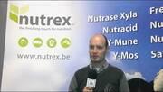 Nutrex present at IPPE 2014: Kurt Van de Mierop