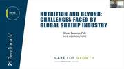 Nutrition and Beyond Challenges Faced by the Global Shrimp Industry