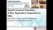 A New Aquaculture Cooperative in Ohio
