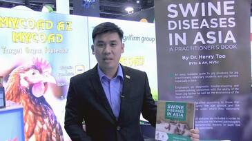 Book: Swine Diseases in Asia